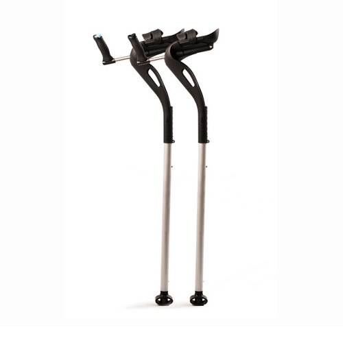 Drive Medical Mobility Designed Forearm Comfort Crutch 1 Pair -  DRI-MD30002