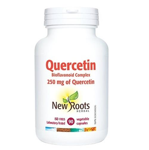New Roots Herbal Quercetin Bioflavonoid Complex 250mg - 90 veg capsules | 628747102414