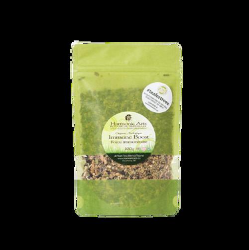 Harmonic Arts Organic Immune Boost Artisan Tea Blend | 137101673069