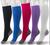 Venosan® Athletic Performance Socks-Unisex | Black| White | Fuchsia| Blue | Purple