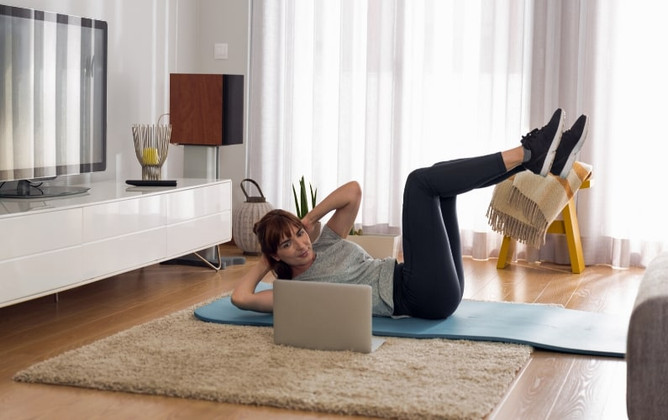 5 Fitness Products to Keep You Moving at Home
