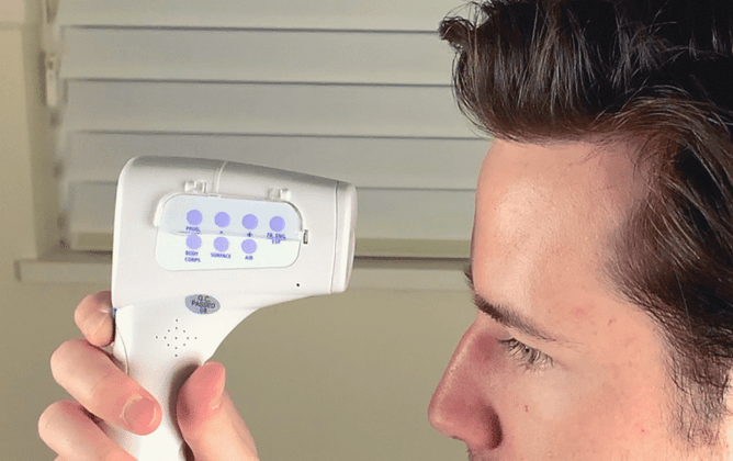 Infrared Thermometers: A Necessity for Home Healthcare