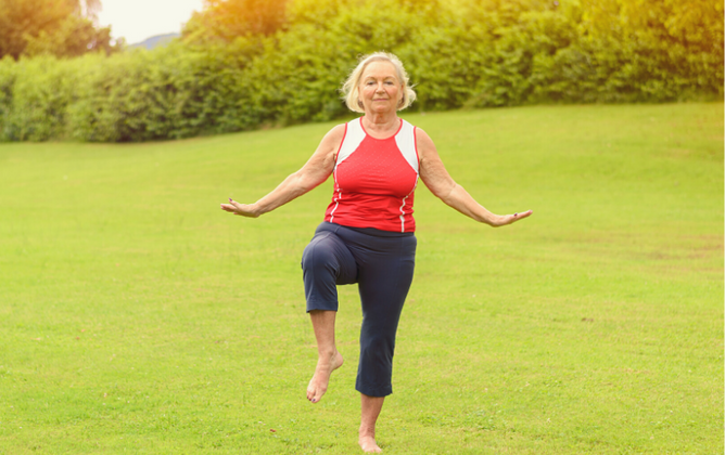 3 Osteoporosis Exercises for Healthy Bones