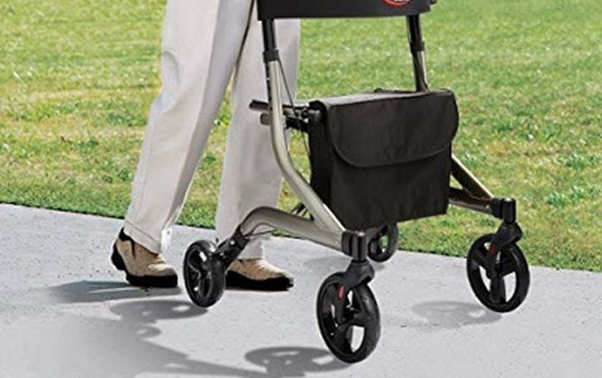 Your Guide To Using A Walker The Right Way
