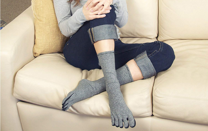 What Are the Benefits of Orthopedic Socks?