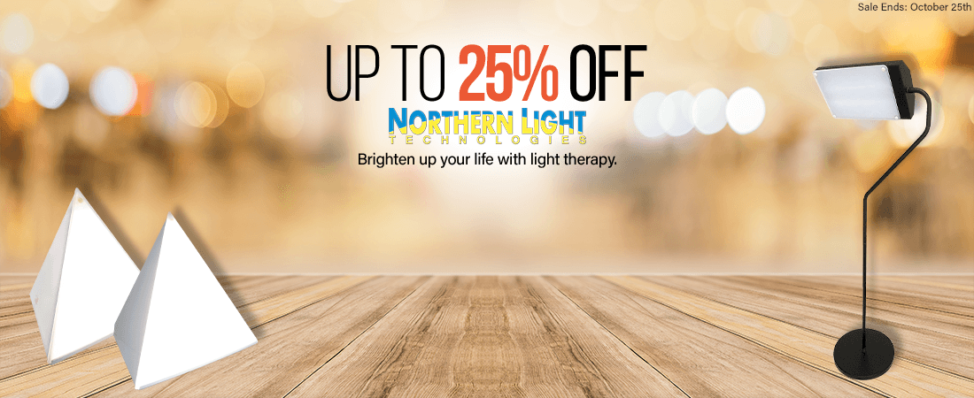 Northern Light Technologies - Bright Light Therapy Products Sale
