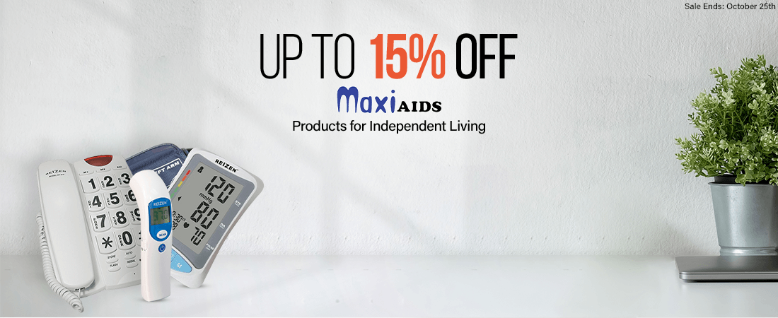 Maxi-Aids Home Healthcare Products Sale