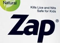Zap Head Lice Logo