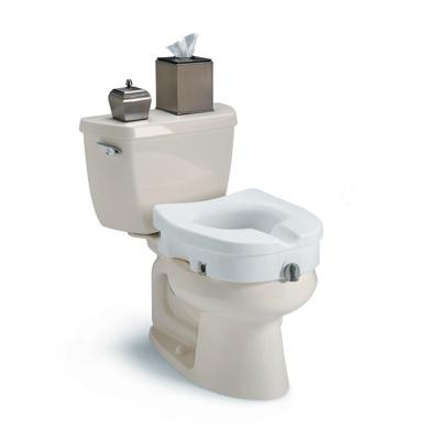 Excellent Invacare Clamp On Raised Toilet Seat With Or Without Arms Lamtechconsult Wood Chair Design Ideas Lamtechconsultcom