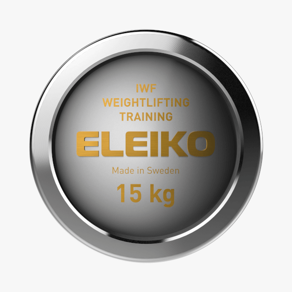 ELEIKO IWF WEIGHTLIFTING TRAINING BAR - 15 KG, WOMEN (3060763)