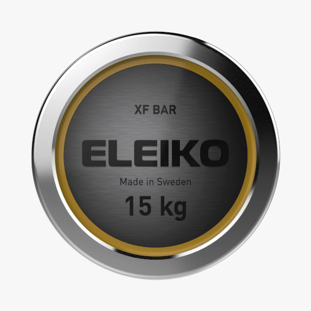 ELEIKO XF BAR - 15 KG (3085117)