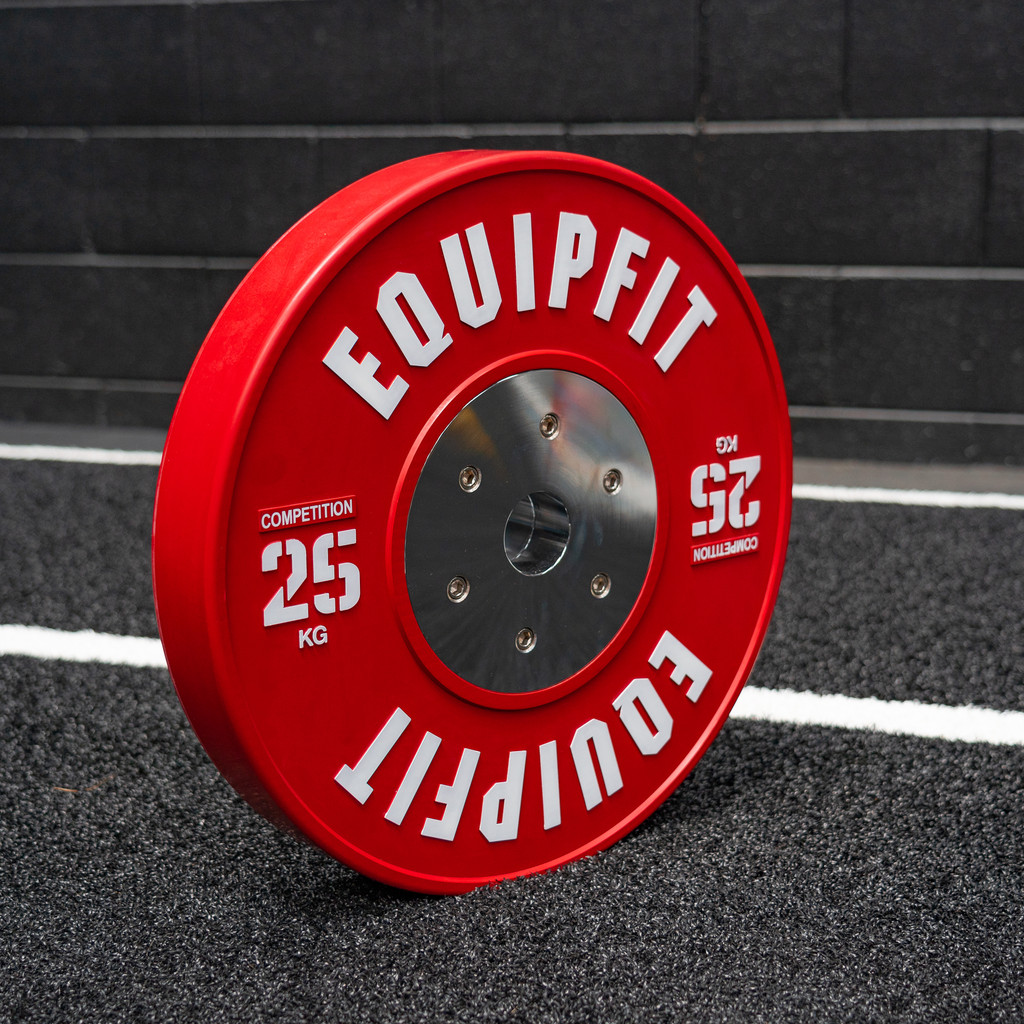 EQUIPFIT COMPETITION WEIGHTLIFTING BUMPER - 25KG (PRE-ORDER)