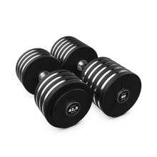 ELEIKO VULCANO DISC DUMBBELL SET 42.5 - 60 KG (3060474)