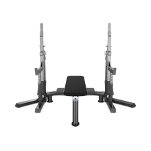 ELEIKO IPF SQUAT STAND/BENCH - CHARCOAL (3085245-060)