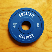 EQUIPFIT COMPETITION FRACTIONAL PLATE - 2KG