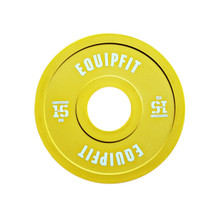 EQUIPFIT COMPETITION FRACTIONAL PLATE - 1.5KG
