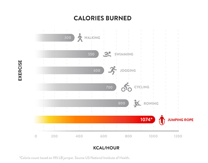 Efficient Calorie Chart