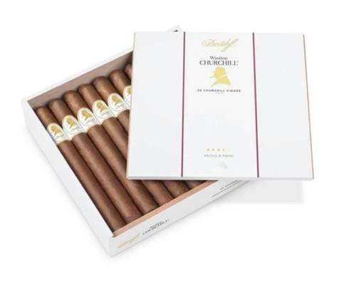 Davidoff Winston Churchill 4 pack