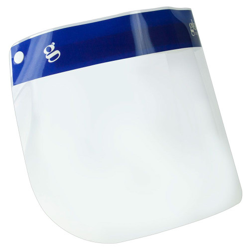 "RZBK Full Face Shield, 13"" x 8.5"""
