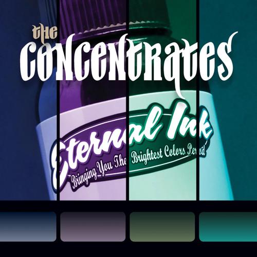 Eternal The Concentrates Ink Set, 4 - 1oz.