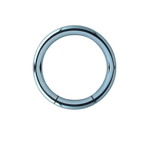 14g Titanium Segment Ring