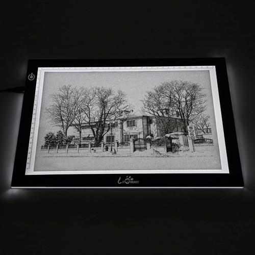 LITENERGY Portable A4 Tracing LED Copy Board Light Box