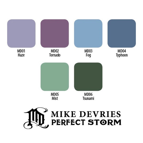 Mike DeVries Perfect Storm Set, 1oz.