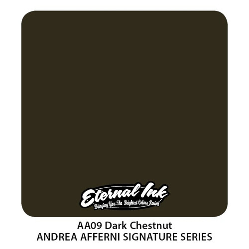 Andrea Afferni Dark Chestnut, 1oz.
