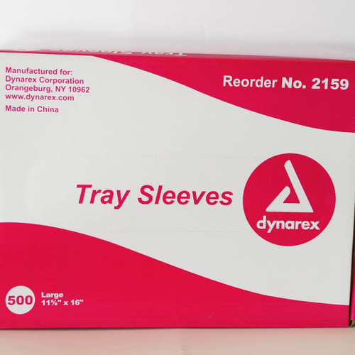 Tattoo Tray Sleeves , 500/Bx