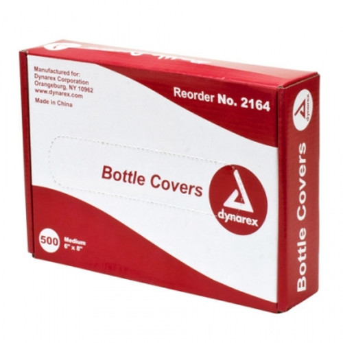 Tattoo Plastic Bottle Cover, 500/Bx