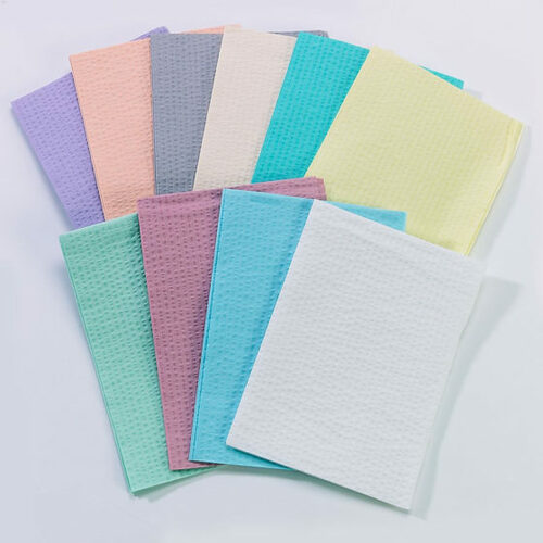 "TIDI Lap Cloths, 18"" x 13"", 500/cs Non-Sterile"