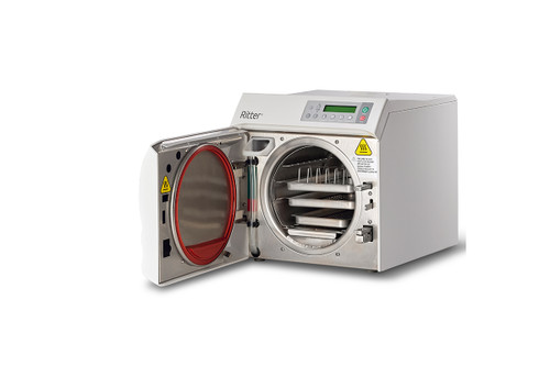 """Midmark/Ritter M9D Ultraclave - Autoclave Sterilizer (9"""" Chamber)"""
