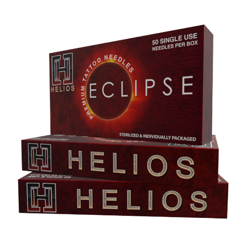 HELIOS Eclipse Needle Round Liner Tight