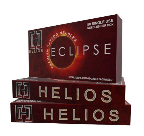 HELIOS Eclipse Needle Round Liner Bug Pin