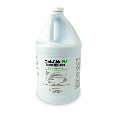 Madacide-FD Disinfectant Cleaner (Fast Drying) 32oz. or Gallon
