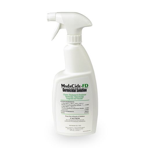 Madacide-FD Disinfectant Cleaner (Fast Drying)