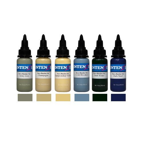 Steve Butcher 24 Color Set