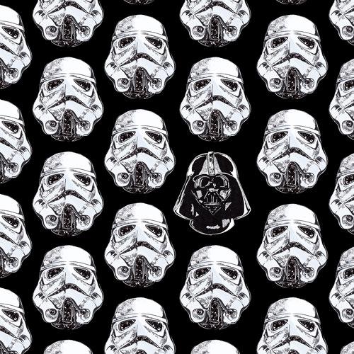 Vader & Storm Trooper Helmets