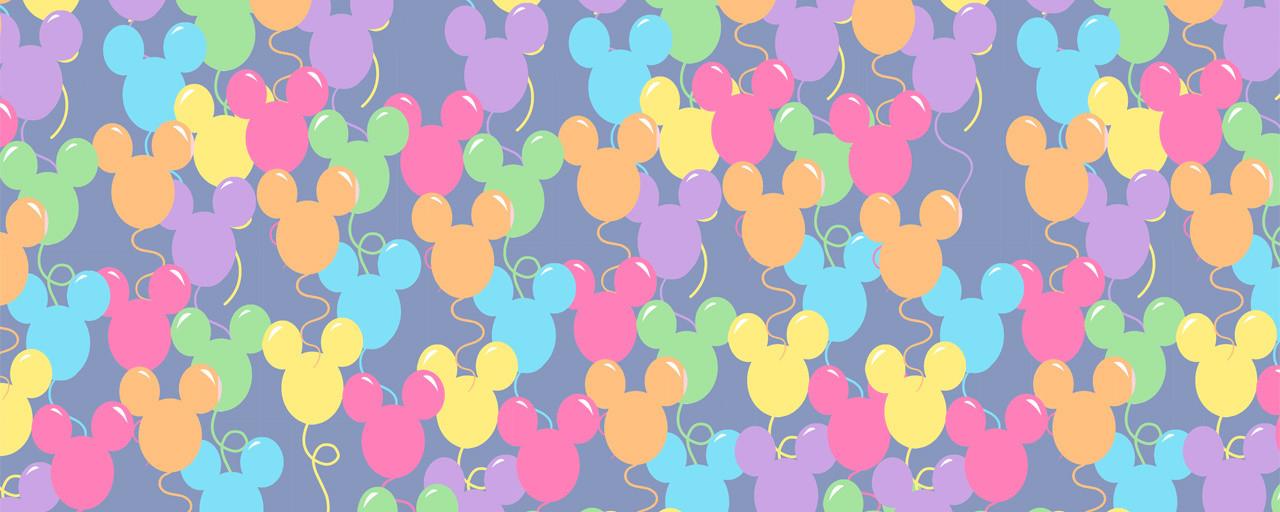 Mickey Ears Balloons Disney Inspired