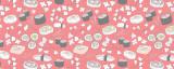 Sushi Cherry Blossom
