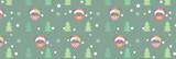Christmas Santa Mickey & Minnie