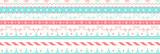 Christmas Candycane Disney Heartbeat