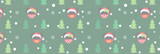 Christmas Santa Mickey & Minnie Disney Inspired