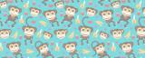 Monkeys Go Bananas