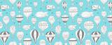 Hot Air Balloons  & Zeppelin