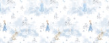 Winter Landscape Frozen 2 Disney Inspired