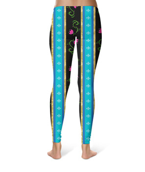 Sport Leggings - Ice Princess Anna