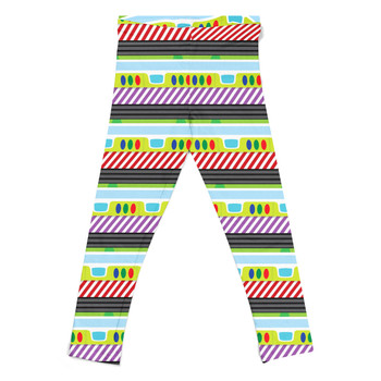 Girls' Leggings - Buzz Lightyear