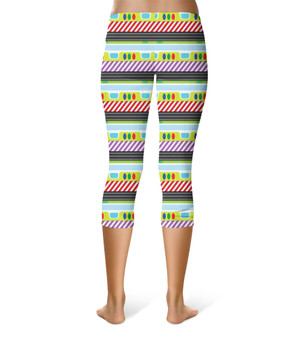 Sport Capri Leggings - Buzz Lightyear