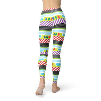 Winter Leggings - Buzz Lightyear